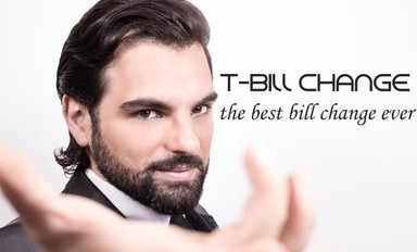 T-Bill Change by Leonardo Carrassi