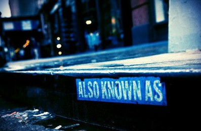Also Known As AKA by Rus Andrews