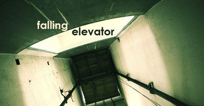 Falling Elevator by Bizau Vasile Cristian