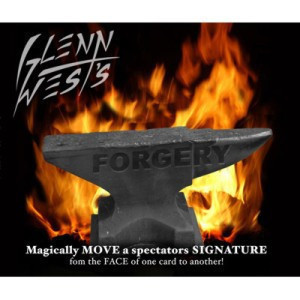 Forgery by Glenn West