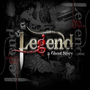 Legend A Ghost Story by Steve Fearson