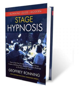 Ronning Guide to Modern Stage Hypnosis by Geoffrey Ronning