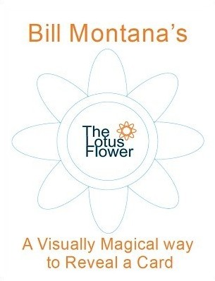 The Lotus Flower by Bill Montana
