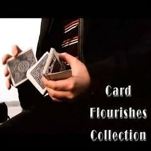 Card Flourishes Collection 1