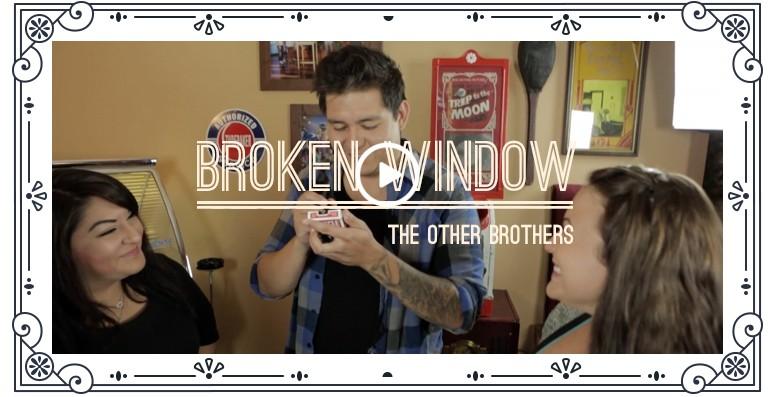Broken Window by Darryl Davis and Daryl Williams