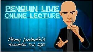 Menny Lindenfeld LIVE Penguin LIVE