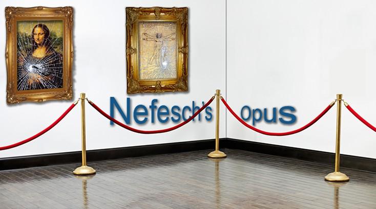Opus Mona Lisa by Nefesch