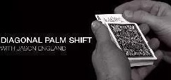 Diagonal Palm Shift by Jason England