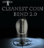 Cleanest Coin Bend 2.0 by Steven X (DRM Protected Video Download)
