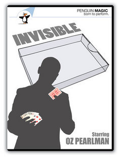 The INVISIBLE Deck by Oz Pearlman