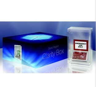 Clarity Box by David Regal