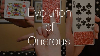 Evolution of Onerous by Chris Severson