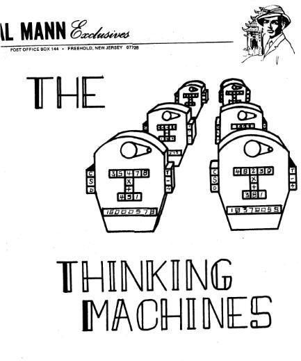 The Thinking Machines by Al Mann