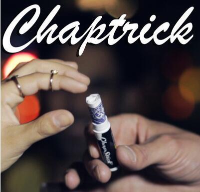 Chaptrick by Mark Jenest