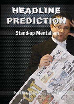 Headline Prediction by Paul Romhany & Cris Johnson