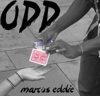 ODD by Marcus Eddie