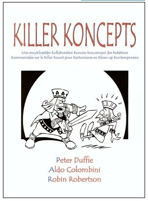 Killer Koncepts English By Aldo Colombini & Peter Duffie & Robin Robertson