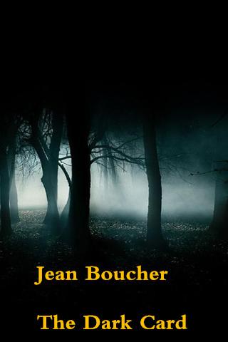 The Dark Card by Jean Boucher