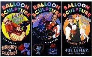 Balloon Sculpture Made Easy by Joe Lefler