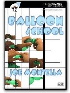Balloon School by Joe Montella