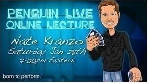 Nate Kranzo LIVE Penguin LIVE