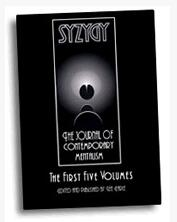 Syzygy by Lee Earle The First Five Volumes