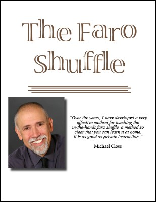 The Faro Shuffle by Michael Close