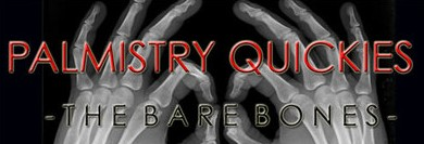 Palmistry Quickies by Alan Strydom