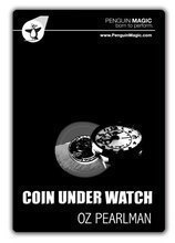 Coin Under Watch by Oz Pearlman