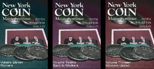 New York Coin Magic Seminar Vol 1-13