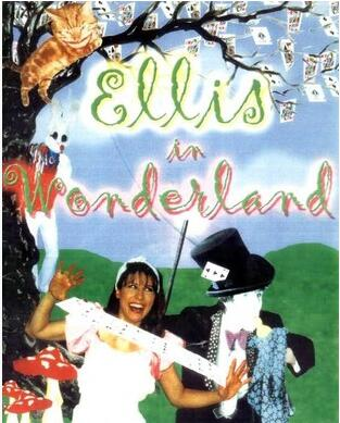Ellis in Wonderland by Tim Ellis