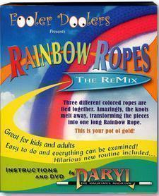 Rainbow Ropes The Remix by Daryl