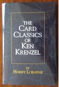 The Card Classics of Ken Krenzel by Harry Lorayne