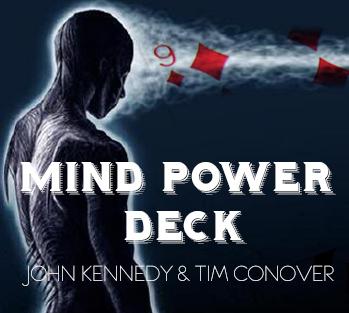 Mind Power Deck by John Kennedy