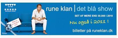 Det Bla Show by Rune Klan