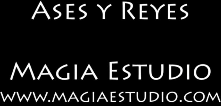 Ases y Reyes by Ricardo Sanchez