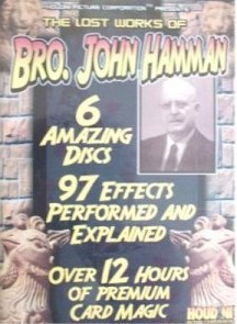 The Lost Works by Bro.John Hamman 6 Volume set