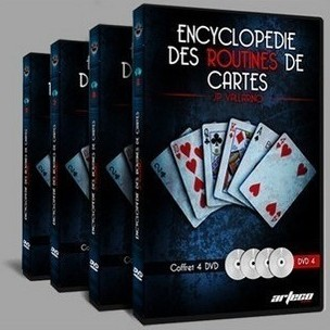 Encyclopédie des Routines de Cartes by Jean Pierre Vallarino