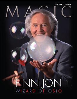 Magic Magazine July 2014