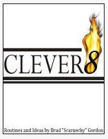 Clever 8 by Brad Gordon