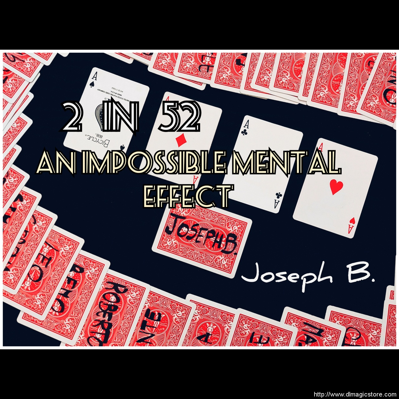 2 IN 52 By Joseph B. (Instant Download)