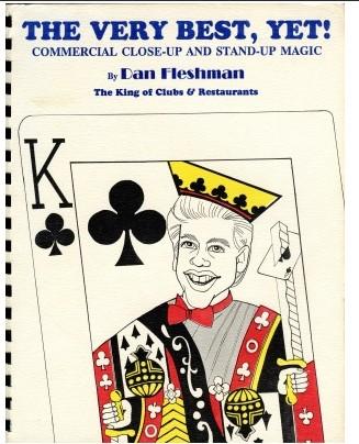 The Very Best Yet by Dan Fleshman