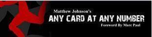 Any Card At Any Number by Matthew Johnson