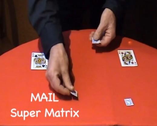 Mail Super Matrix by Claude Rix