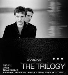 The Trilogy by Dan And Dave Buck 3 Volumes