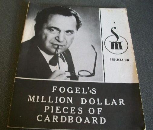 Million Dollar Pieces of Cardboard By Maurice Fogel