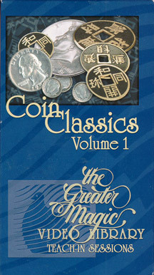 Coin Classics #1 by Greater Magic Video Library