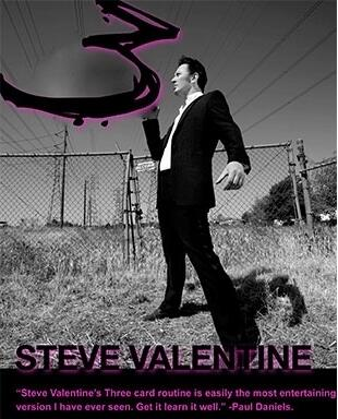3 Card Routine by Steve Valentine