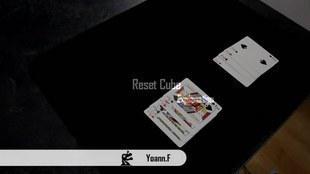 Reset Cube by Yoann.F
