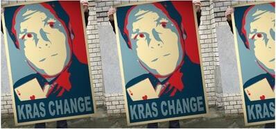 Kras Change by Michael Kras